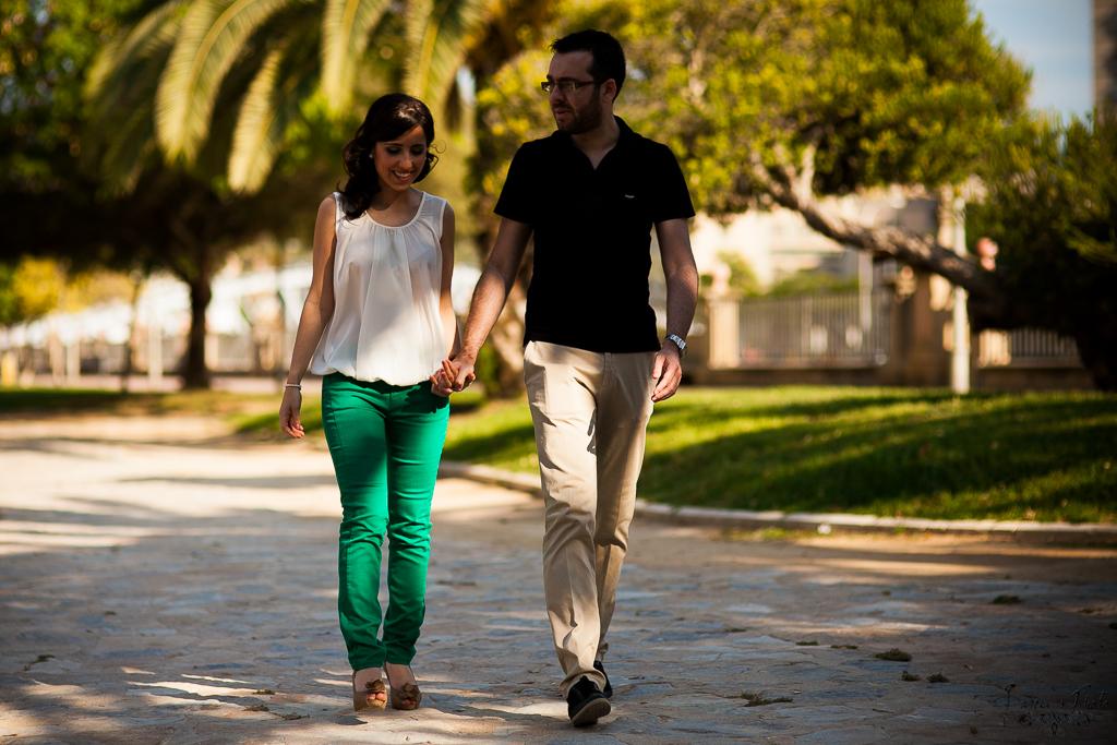 Preboda en Murcia; Maria y Diego-1