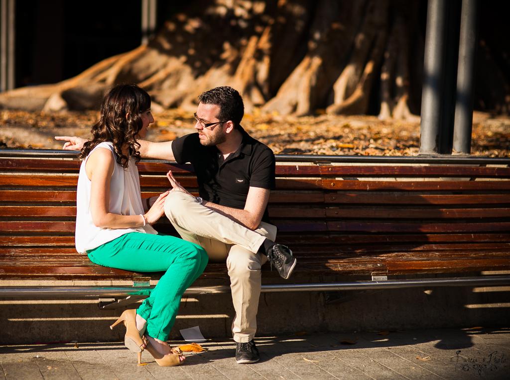 Preboda en Murcia; Maria y Diego-9